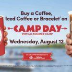 Tim Hortons Camp Day - 2020